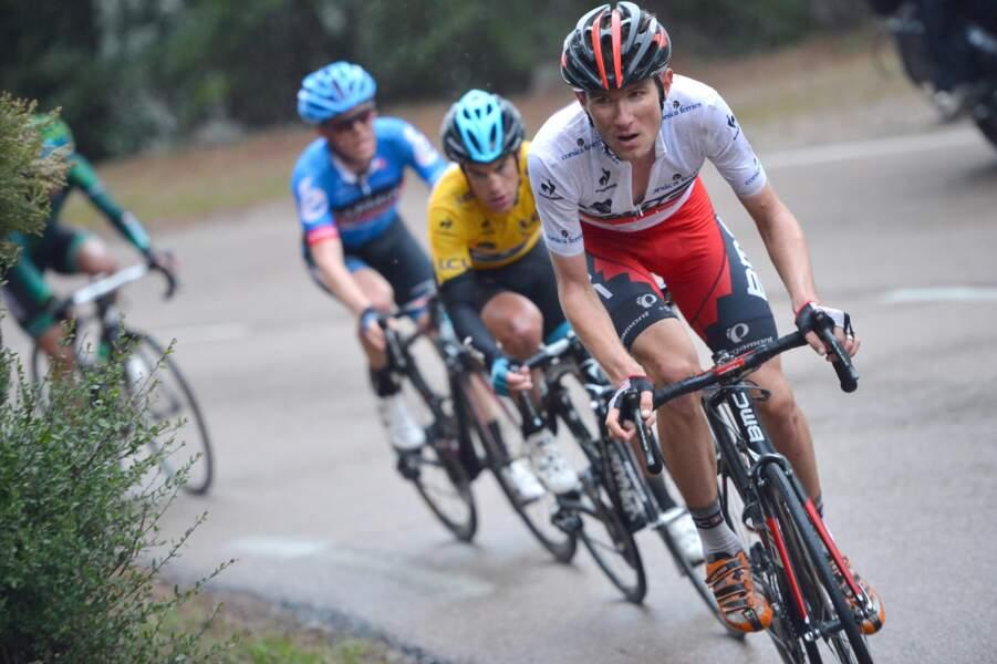 Meilleur jeune et 5e l'an passé, Tejay Van Garderen (USA) fera-t-il encore mieux ?