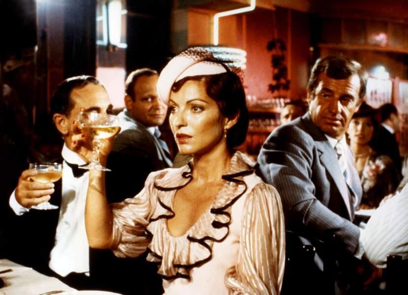 L'As des As (1982), avec Marie-France Pisier