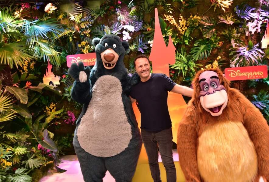 L'animateur Arthur a deux nouveaux amis
