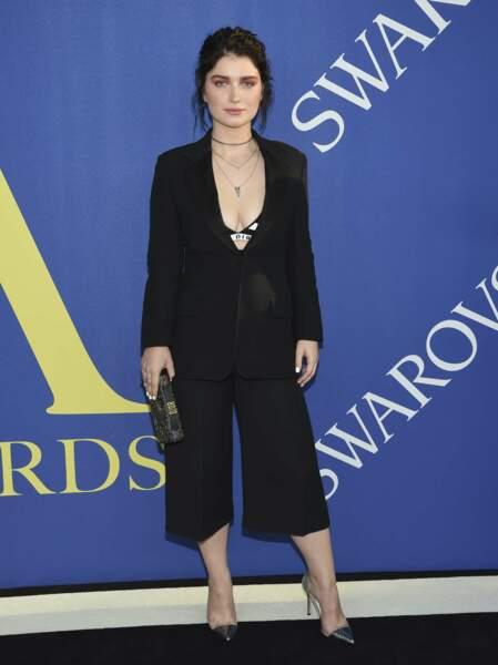 Eve Hewson a choisi le cinéma plutôt que la voie de son père, l'illustre musicien et chanteur Bono.
