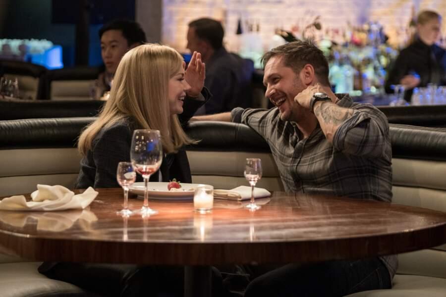 Sa relation avec Anne Weying  (Michelle Williams) est compliquée