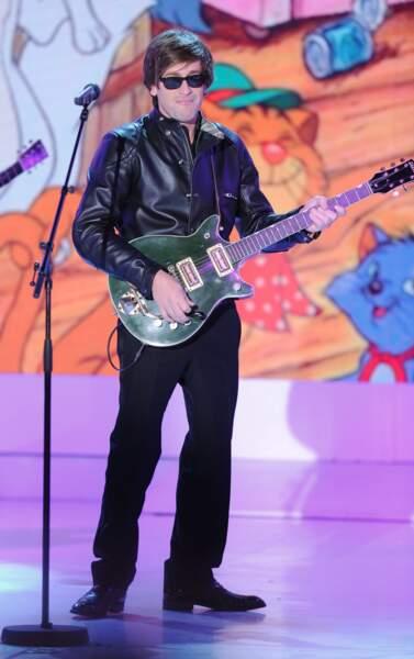 ...de la guitare électrique