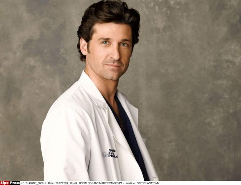 Derek Shepherd, alias Dr Mamour (2005-2015) a quitté la série dans d'atroces souffrances…