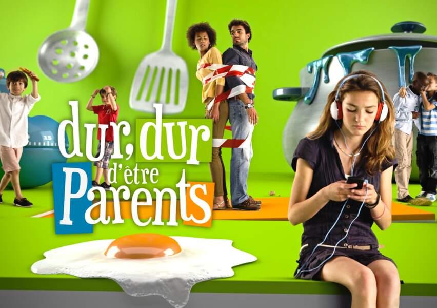 Dur, dur d'être parents : le magazine-réalité de M6