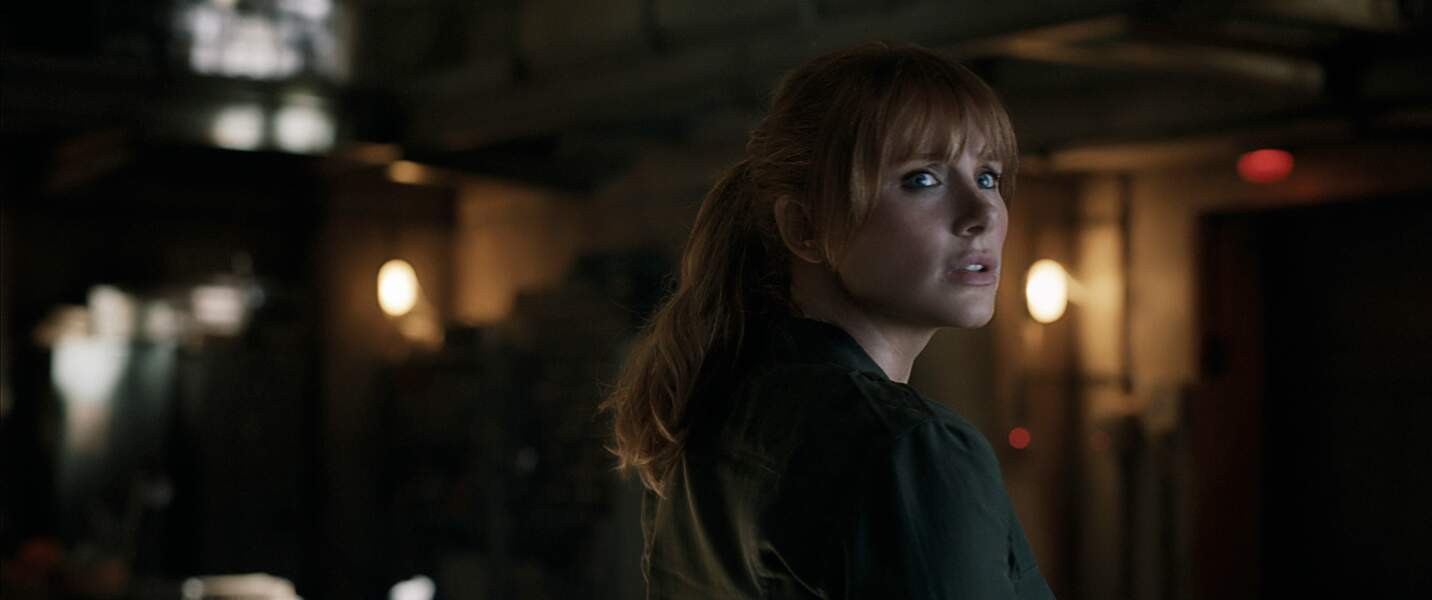 Depuis, elle s'est illustrée dans Jurassic World (2015) et sa suite, Fallen Kingdom (2018)