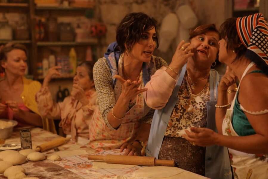 La cuisine, lieu propice aux confidences de ces femmes libanaises (Caramel)