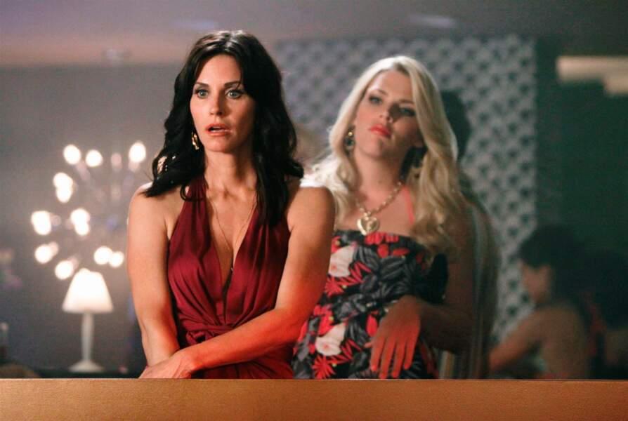 L'actrice a trouvé plus de succès avec Cougar Town, diffusée entre 2009 et 2015.