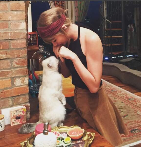 Tout comme Taylor Swift.