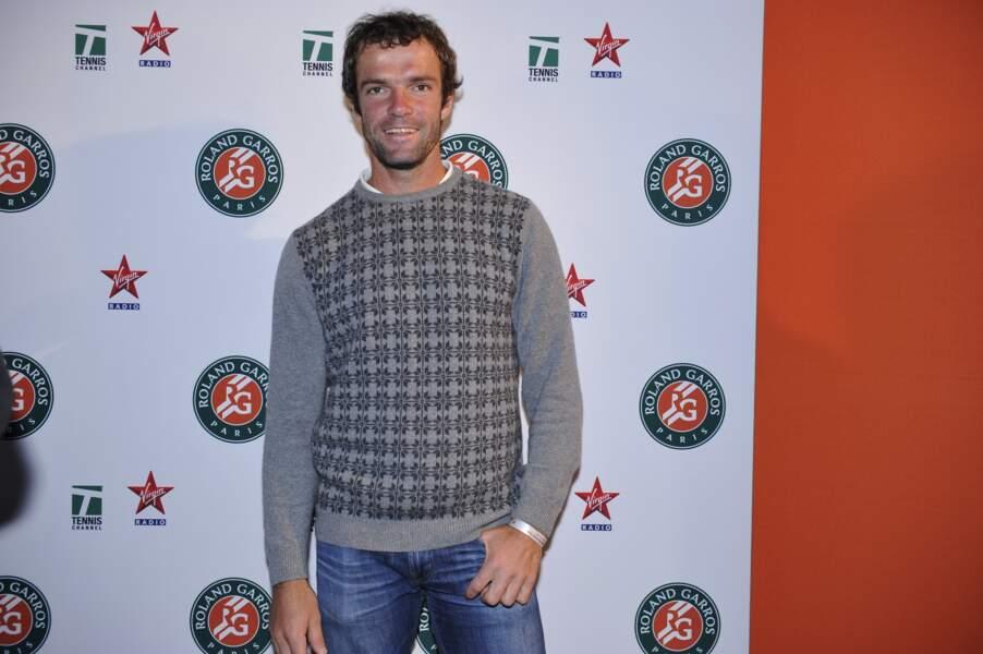 Le look chic et décontracté du Russe Teymuraz Gabashvili