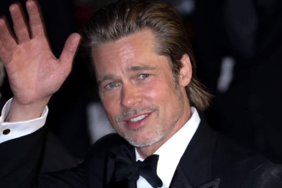 Brad Pitt, né le 18 décembre 1963.