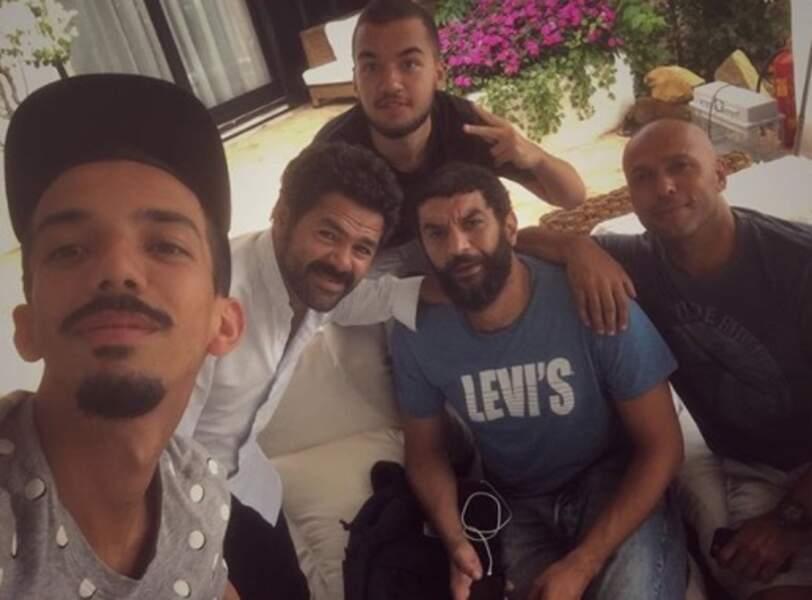 Comme des frères : Bigflo et Oli, Jamel Debbouze et Eric et Ramzy.