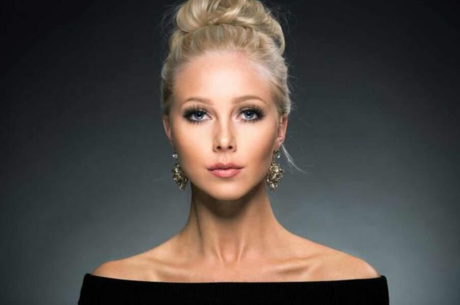 Miss Suède, Emma STRANDBERG
