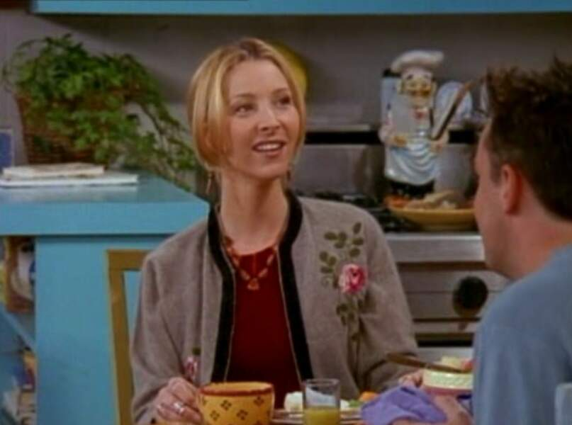 Phoebe, fidèle à elle-même, est toujours (un peu) bizarre...