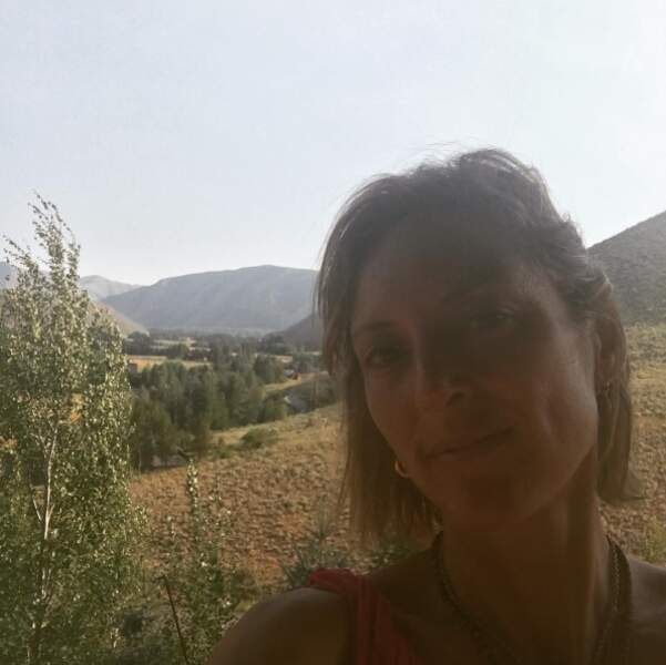 Lola Glaudini (Esprits Criminels) était perdue dans l'Idaho.
