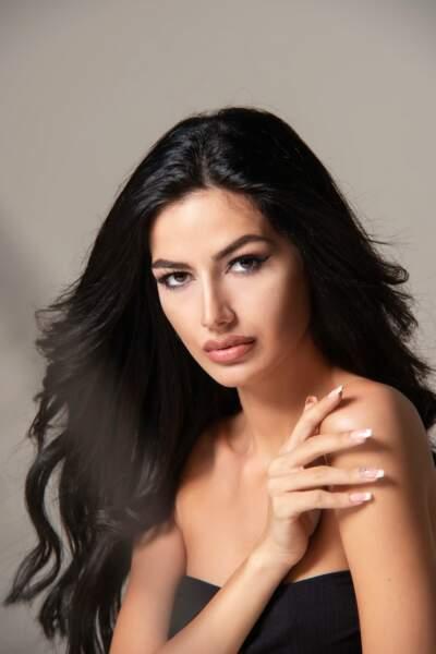 Lara Yan, Miss Géorgie