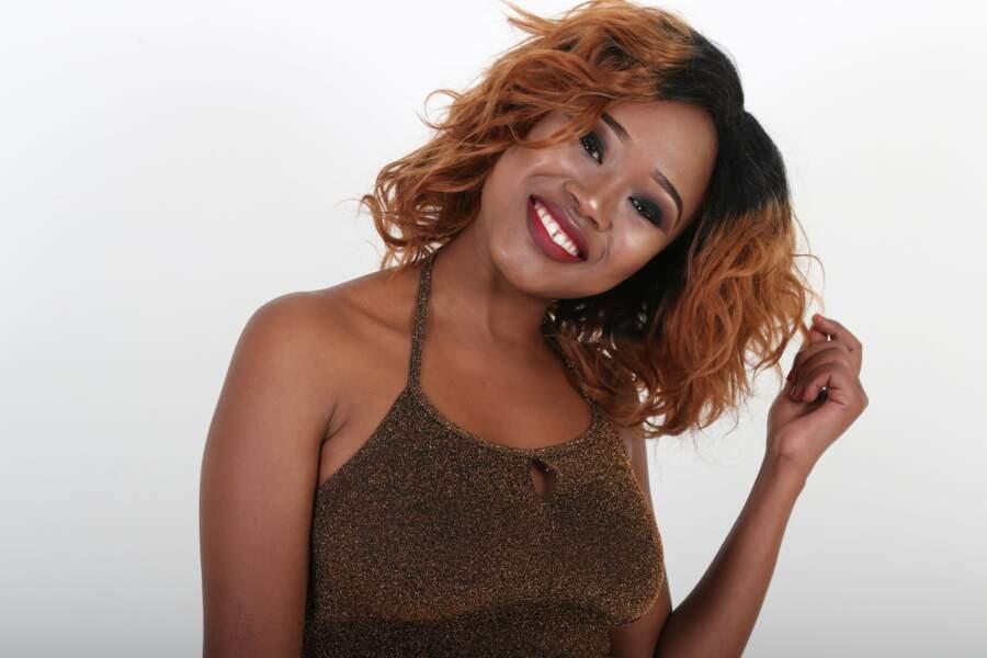 Rethabile Thaathaa, Miss Leshotho