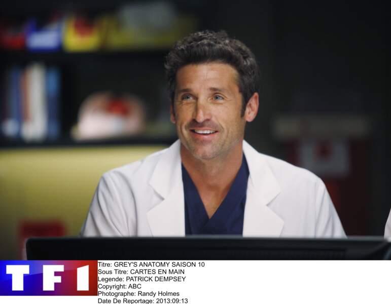 Sans Patrick Dempsey, Grey's Anatomy n'a plus vraiment la même saveur