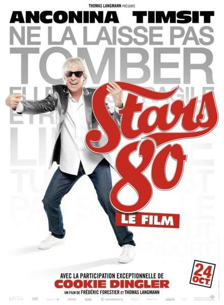 Christian Dingler du groupe Cookie Dingler sera également présent dans Stars 80