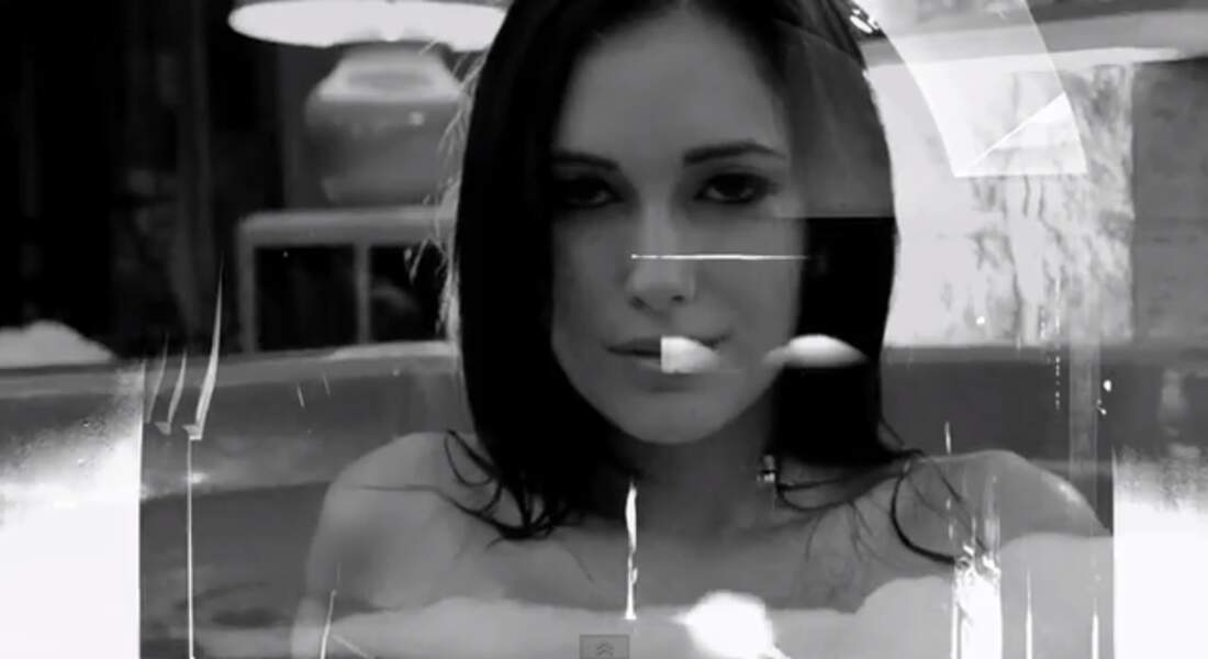 Laëtitia Tribaldos, très sexy, dans un shooting photo !