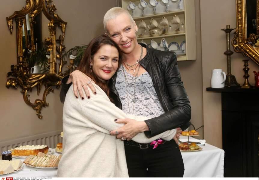 Pour jouer une femme atteinte d'un cancer dans Ma meilleure amie, Toni Collette se rase le crâne.