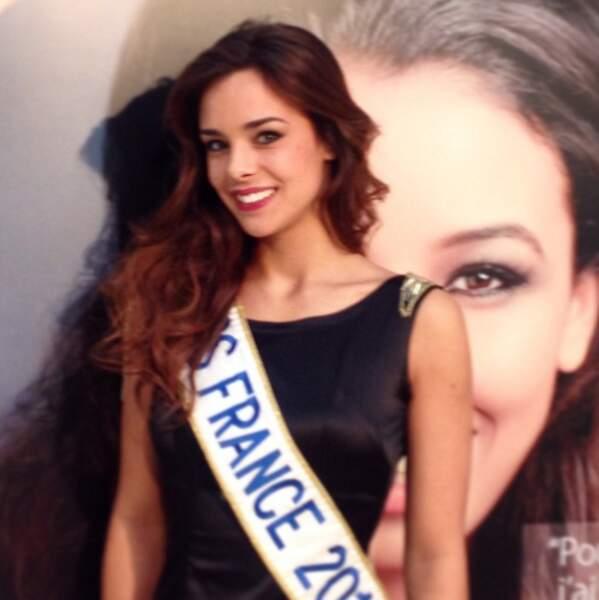 Impossible de ne pas se souvenir de Marine Lorphelin alias Miss Bourgogne, élue Miss France en 2013 !