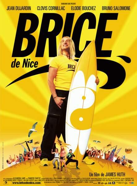 """Selon """"Brice de Nice"""", avec Jean Dujardin et Clovis Cornillac..."""