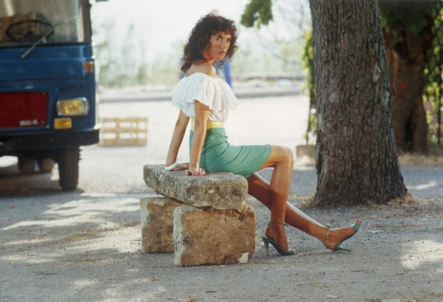 Elle joue le rôle d'Eliane alias Elle dans L'été meurtrier (1983).