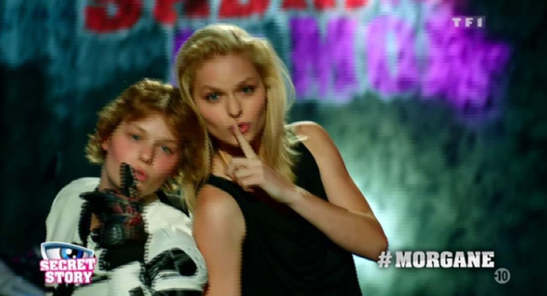 Sabrina et Morgane, 20 ans, sont jumelles. Ça ne saute pas aux yeux !
