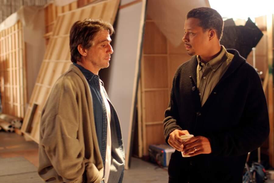 On l'a aussi vu dans Collision de Paul Haggis avec Sandra Bullock.