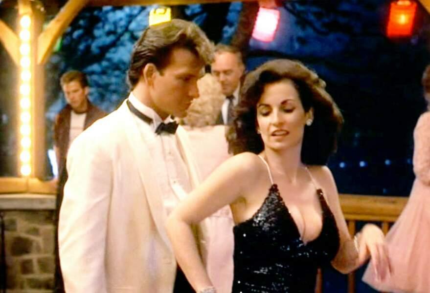 Vivian Pressman, la cliente de Johnny qui n'avait pas froid aux yeux, jouée par Miranda Garrison