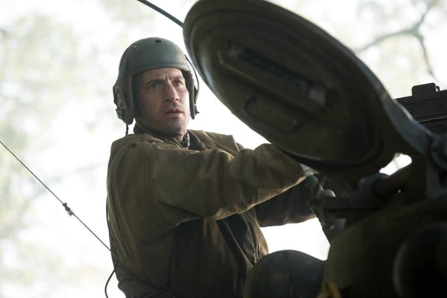 Brad Pitt lui a offert un rôle dans son film de guerre Fury
