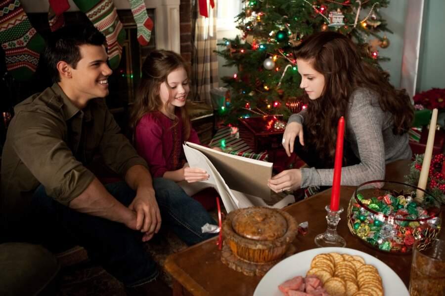 Renesmée va vivre son premier Noël