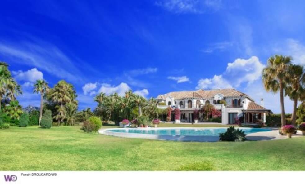 Les candidats vont vivre dans cette sublime villa !