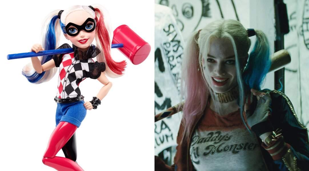 Harley Quinn (Margot Robbie) est LA révélation de Suicide Squad, elle a désormais droit à sa poupée !