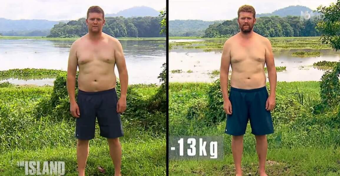 Jean-François, le policier municipal, a perdu 13 kilos