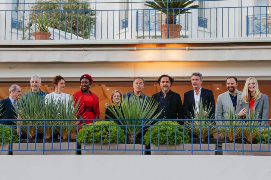 Les membres du jury de cette 72ème édition du Festival de Cannes