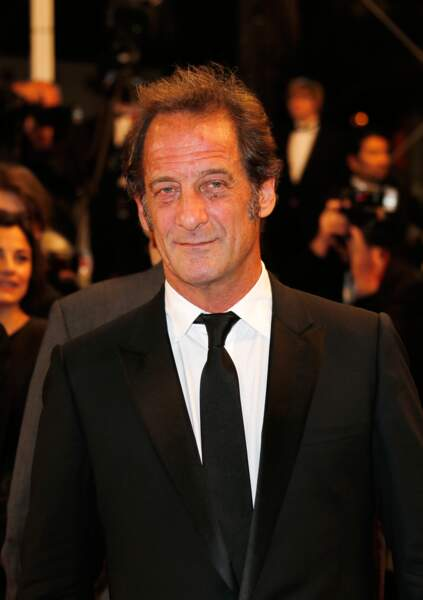 Vincent Lindon, la force tranquille à Cannes
