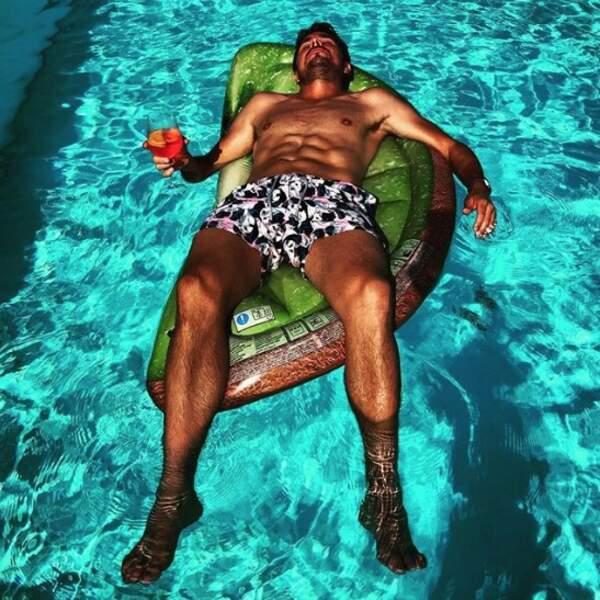 Mais surtout, on surkiffe le programme de vacances de Stan Wawrinka.