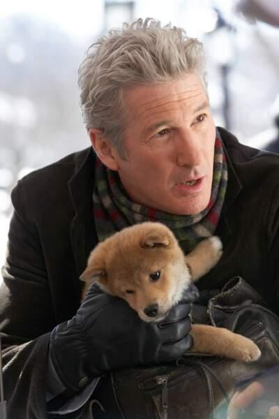 HATCHI (2009) : Le chien est le vrai héros du film, et non Richard Gere