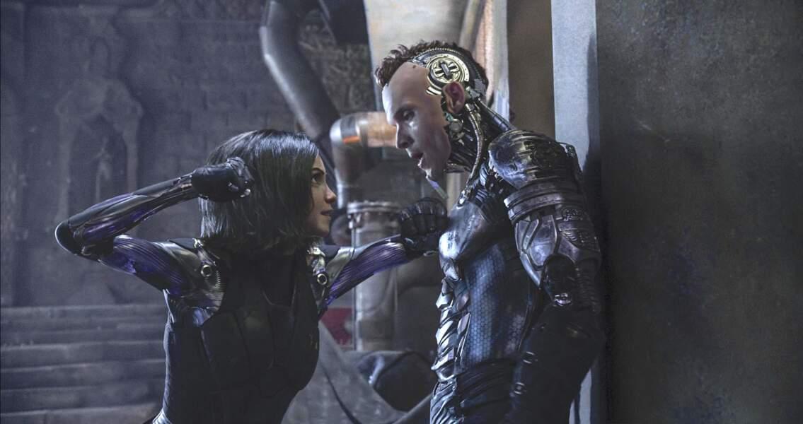 "Ed Skrein (""Game of throne"" saison3, ""Deadpool"") interprète Zapan, ennemi d'Alita."