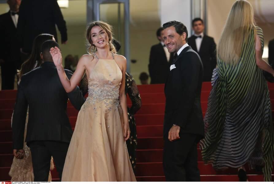 Ana De Armas et Edgar Ramirez, simplement magnifiques