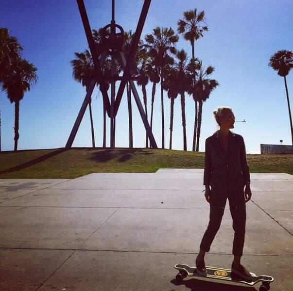 Ou du skate sur Venice Beach ?