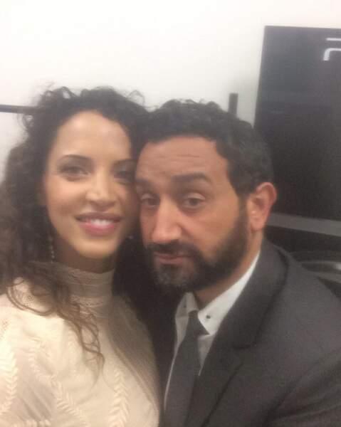 Noémie Lenoir était l'invitée de Cyril Hanouna.
