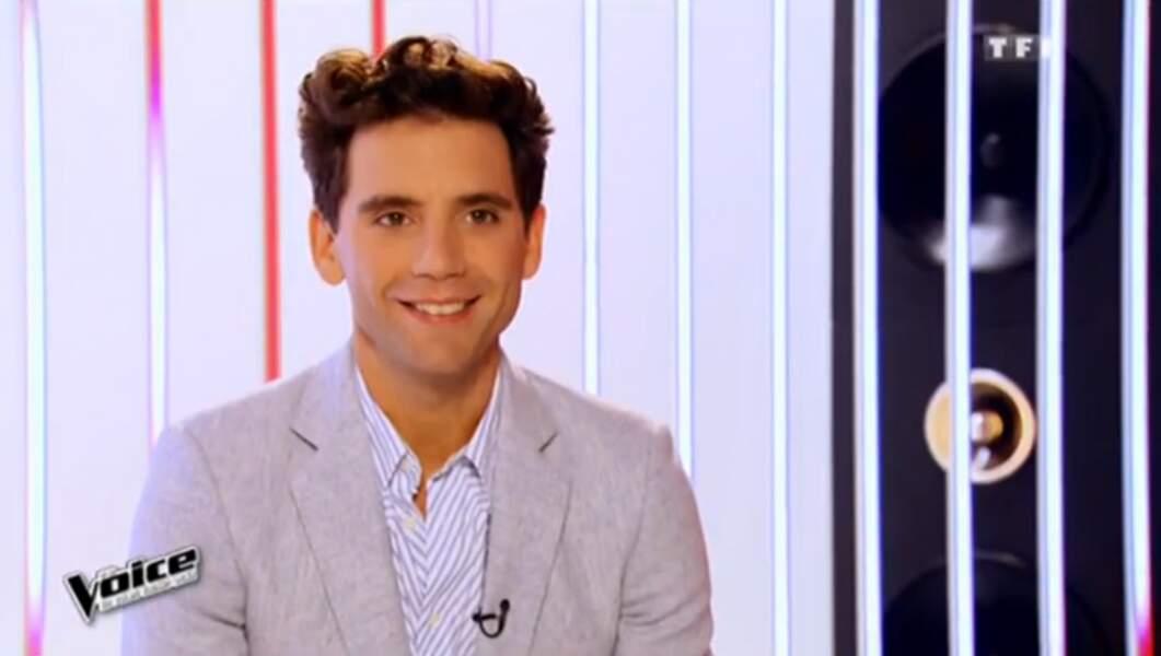 Mika, coach de The Voice 4