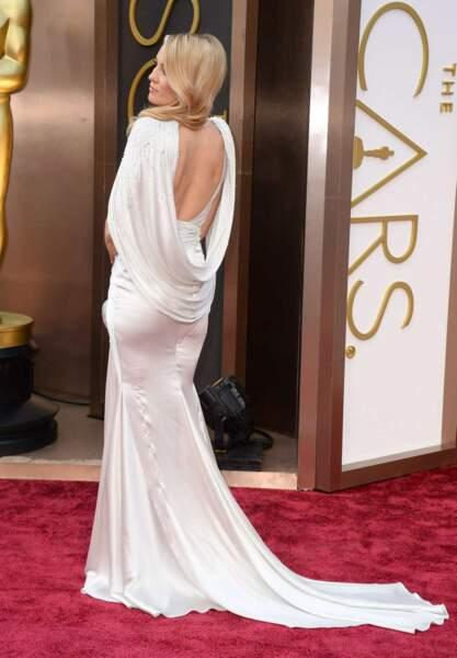 Kate Hudson avait osé la robe très échancrée pour ces Oscars 2014. On aime !