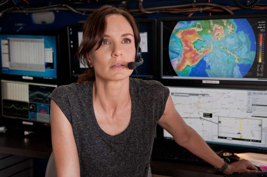 Mais son interprète Sarah Wayne Callies joue dans la série Colony
