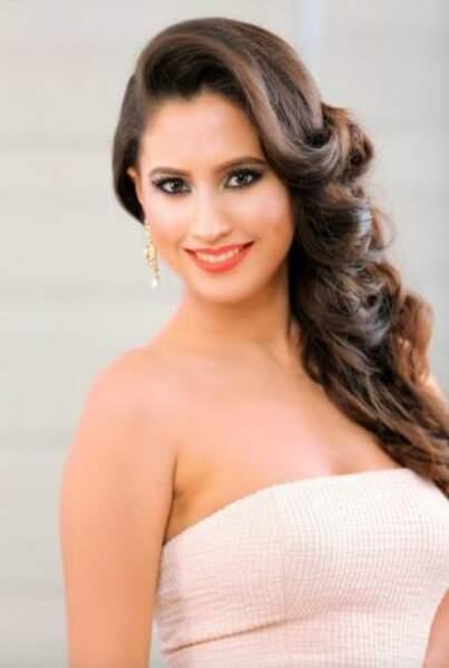 Miss Sri Lanka, Amritaa DE SILVA