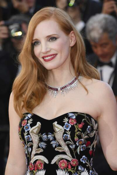 Jessica Chastain… Quel charme !
