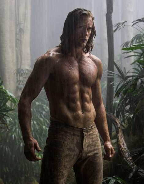 Tarzan (13/07) : Alexander Skarsgård dans la peau du héros imagé par Burroughs