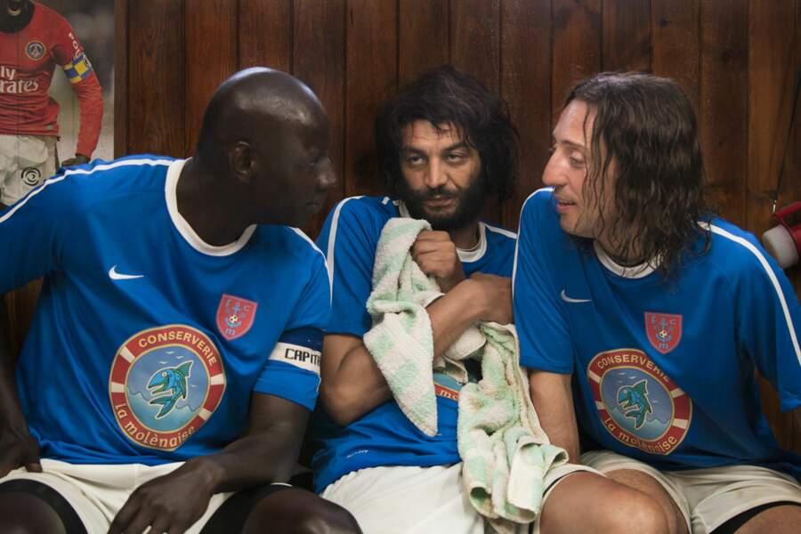 Omar Sy, Ramzy (mal en point) et Gad Elmaleh